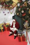 Sad Santa
