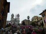 Spanish Steps (Rome, Italy)