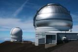 Gemini North Telescope.