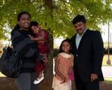 Andy Creech Family n Kingsly Family 04-17-2011