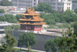 Forbidden City from Jing Shan Park