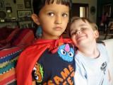 Rahil and Darragh