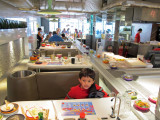 Lunch at Yo! Sushi