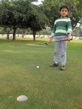 Real putter!