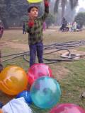 Balloon purchase