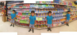 Rahil in Bangkok Grocery Store 11 Dec 2011.jpg