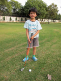 Golf at Siri Fort
