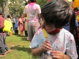 Holi 2012 highlight:  unlimited kulfi