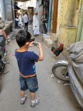 Stroll through Nizamuddin West