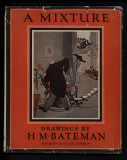A Mixture (1925) (with dust jacket)