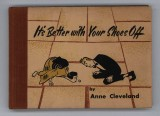 It's better with your shoes off (1955) (inscribed)