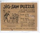 A Williams jigsaw puzzle