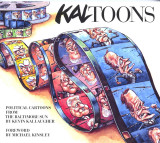 Kaltoons (1992) (inscribed with original drawing)