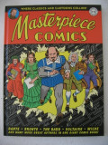Masterpiece Comics (2009) (inscribed with original drawing)
