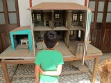 Old dollhouse at Pataudi Palace