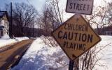 Caution Children Playing (Erving MA)