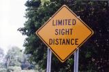 Limited Sight Distance (Franklin NJ)