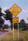 Slow Moving Vehicles (Day PA)