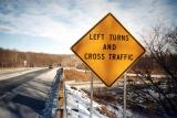 Left Turns and Cross Traffic (East Stroudsburg, PA)