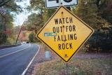 Watch Out For Falling Rock (Turners Falls, MA)