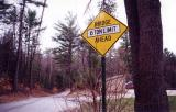 Bridge 6 Ton Limit Ahead (Keene, NH)