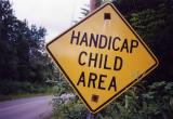 Handicap Child Area (Florida, MA)