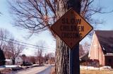 Slow Children Crossing