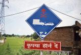 Dangerous Intersection (near Rishikesh)