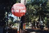 Accident Prone Zone (Goa)
