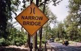 Narrow Bridge (near Dehra Dun)