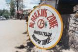 No Parking Zone (Leh)