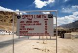 Speed Limits (Ladakh)