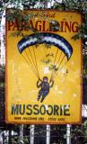 Paragliding (Mussourie)