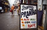 Stuffed Prantha (Mussourie)