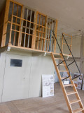 Reconstruction of old prison cells