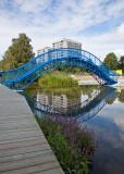 The Blue Bridge in Annedal