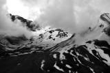 St Helens in monochrome