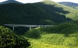 Bridge along the Spirit Lake Hwy