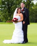 Bryan and Stephanie Wedding