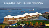 Soo Edison Hydro Electric Power Plant