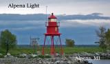 Alpena Light wide