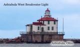 Ashtabula West Breakwater Light