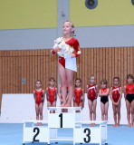 Badische Nachwuchsmeisterschaften Kunstturnen 2011 in Heidelberg