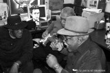 Eddie Shaw, Sam Lay, Jimmy Burns