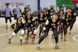 Oil City Derby Girls vs Rated PG Roller Girls-The Rematch!