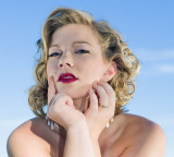 Nicole as Marilyn