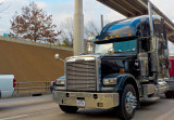 Freightliner spiked