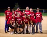Hodgepodge Softball 2012
