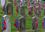 Confederate Soldier Graves