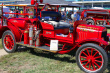 1923 American LaFrance Double Tank Chemical  Car